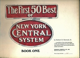 The 50 Best of the New York Central - 2 volumes - NYC - $59.35