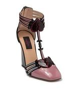 New Valentino Garavani Broken Heart Rockblade Heels Sandal Pump Size 41 - $895.00