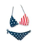 USA Women's Bikini Blue - $40.46 CAD