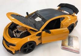 2016 Chevy Camaro Transformers 1:24 Diecast Car - $23.75
