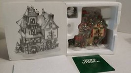 Department 56 North Pole Series Glass Ornament Works Handpainted Porcelain 56396 - $46.71