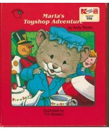Marla's Toyshop Adventure Christmas Andy Rector 1993 HC - $4.90