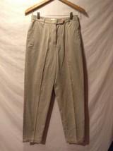 ANN TAYLOR Beige Brown Tan Pants Sz 8