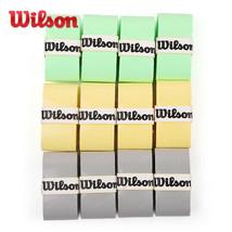 Wilson Tennis Pro Overgrip 12 Pack Mix Comfort Badminton Tape Racket WRR... - $31.79