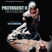 Poltergeist II: The Other Side [Audio CD] Jerry Goldsmith - $21.55