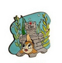 Cleo fish Auctions P.I.N.S. Authentic Disney Pinocchio Pin On Card - $43.99