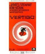 Vertigo (Widescreen Edition) [VHS] [VHS Tape] [1958] - $3.95