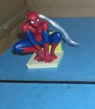 Spiderman full body squatting  down Ornament - $24.99