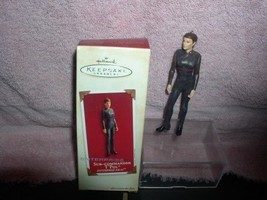 Enterprise Sub-Commander T'Pol Hallmark  Handcrafted ornament - $19.98