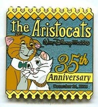 Duchess-O'Malley WDW The Aristocats 35th Anniversary Authentic NO card L... - $29.99