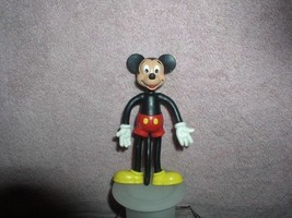 Disney Mickey Old fashioned Mickey Mouse Dated 1985 Bully West Germany F... - $16.98