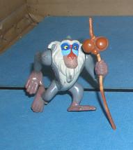 Rafiki monkeyfrom Lion King Movable Arms Disney toy figurine cake topper - $14.99