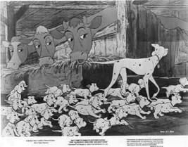 Disney 101 Dalmatians press photo Original at barn with cows - $19.98