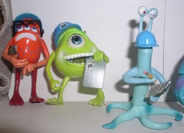 Monsters, Inc. Mike Wazowski  Lucky  Spike 3 PVC Disney toy  Figures Cak... - $24.99