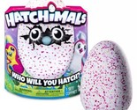 Hatchimals Penguala Pink White Hatching Egg Interactive Creature Arrives By Xmas