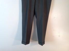 Men's POLO by Ralph Lauren 100% Wool Mossy Dark Green Pants image 3