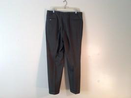 Men's POLO by Ralph Lauren 100% Wool Mossy Dark Green Pants image 4