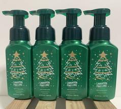 Bath & Body Works Lot of 4 Cinnamon Pinecone Foaming Hand Soap 8.75 fl o... - $26.01