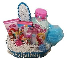 Disney Princess Bath Gift 10pcs Bundle in a Basket - $39.99