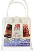 3 Pack Scented Antibacterial Hand Lotions - $9.20