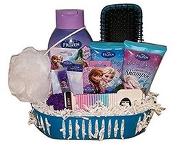 Disney Frozen Children's Bath & Body Gift Set 9 piece Bubble Bath, Shamp... - $34.99
