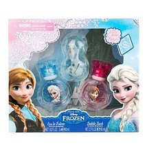 Disney Frozen Fragrance & Bubble Bath 3-piece Set - $29.99
