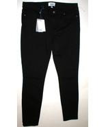 NWT Womens Paige Denim 32 Black Overdye Verdugo Ankle New Jeans Slashed ... - $143.60