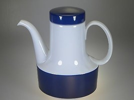 Rosenthal Continental Indigo Coffee Pot VINTAGE IN PERFECT CONDITION - $42.97