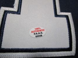 DAK PRESCOTT / AUTOGRAPHED DALLAS COWBOYS BLUE PRO STYLE FOOTBALL JERSEY / COA image 7