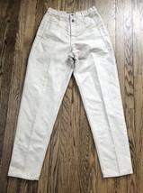 Vtg Guess Jeans Mens Classic Straight Leg Denim Jeans Size 30 x 33 - $24.09