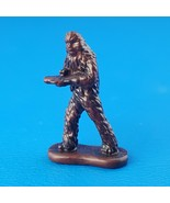 Star Wars Micro Machines Space Bronze Chewbacca Figure Only 64624 Galoob 1995 - $5.99