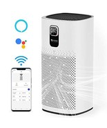 Proscenic Air Purifier A9, with H13 True HEPA Filter, WiFi Connected, Al... - $307.99