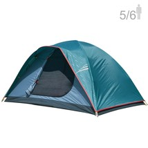 NTK Oregon GT 5 to 6 Person 10 by 10 Foot Outdoor Dome Family Camping Te... - $52.99