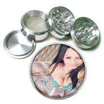 Chola Pin Up Girls D20 63mm Aluminum Kitchen Grinder 4 Piece Herbs & Spices - $13.81