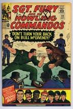Sgt Fury and His Howling Commandos #22 ORIGINAL Vintage 1965 Marvel Comics - $19.79