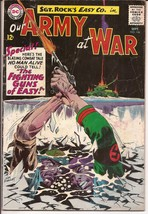 DC Our Army At War #146 The Fighting Guns Of Easy Company Sgt Rock - $14.95