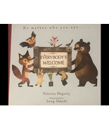 Everybody's Welcome; A Children's Book Written By Patricia Hegarty - $9.99