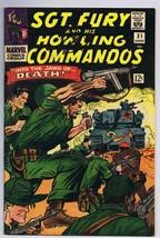Sgt Fury and His Howling Commandos #31 ORIGINAL Vintage 1966 Marvel Comics - $14.84