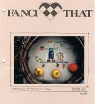 Fanci That Cross Stitch Charts No. 84 and No. 78 - $6.75