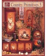 Tole Decorative Painting Country Primitives 5 Maxine Thomas Noah's Ark Book - $17.99