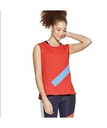 Champion C9 Red Duo Dry Women's Sleeveless Activewear Top Size XXL NWT - $19.80