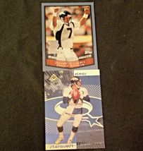 John Elway #7 Denver Broncos and Dan Reeves Trading Cards AA-19FTC3005a Vintage image 3