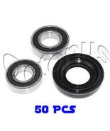 50Pcs Whirlpool Duet Sport Front Load Washer Bearing& Seal Kit AP3970398 - $599.99