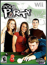 Pool Party (Nintendo Wii, 2007) - $12.86