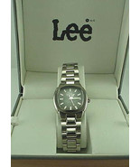 New Ladies LEE Dungarees Watch Charcoal - $27.00