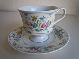 Sango Laurentian Cup and Saucer Set - $7.91