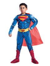 Rubie's Costume Boys DC Comics Premium Superman Costume, Small, Multicolor - £81.71 GBP
