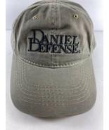 Shot Show 2020 DANIEL DEFENSE Baseball Cap Green Gray - $26.72