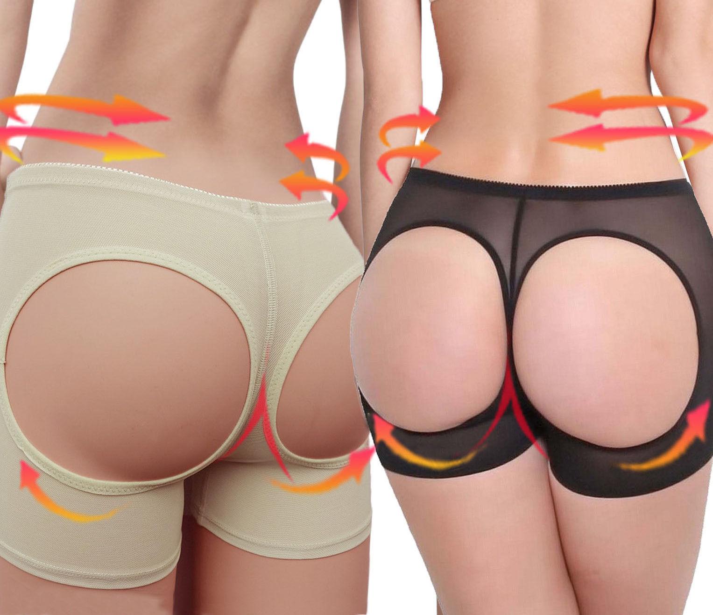 97a4feb282c S l1600. S l1600. Previous. SEXY BRAZILIAN BUTT LIFT Body Shaper Lifter  Panty Booty Enhancer Booster Girdle