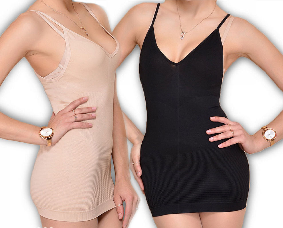 70932fca35 Ladies Seamless Slimming Full Body Shaper and similar items